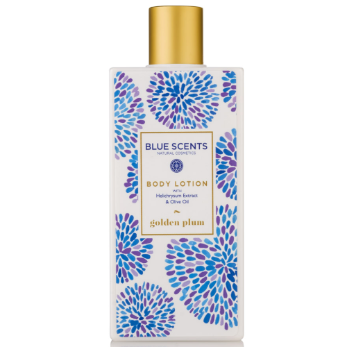 Blue Scents Body Lotion Golden Plum 250ml