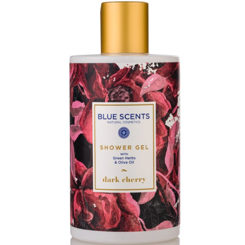 Blue Scents Shower Gel Dark Cherry 300ml